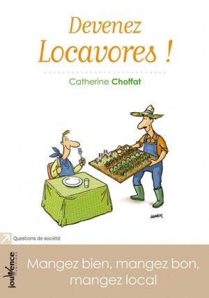 Devenez locavores ! - jouvence - 9782883539570 -