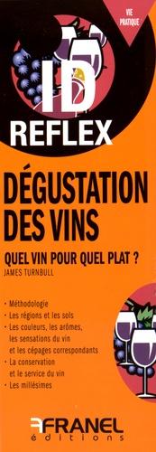 Dégustation des vins - Quel vin pour quel plat ? - arnaud franel - 9782896035281 -