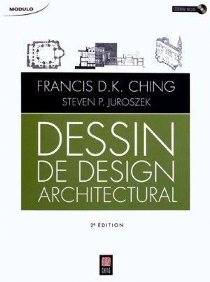 Dessin de design architectural - modulo (canada) - 9782896506156 -