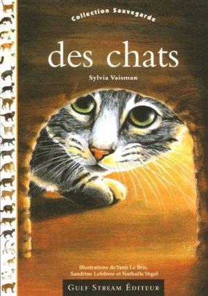 Des chats - gulf stream éditeur - 9782909421353 -