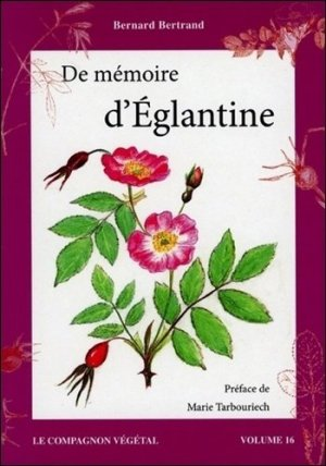 De mémoire d'églantine - de terran - 9782913288492 -