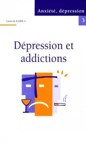 Dépression et addictions - phase 5 - 9782915439625