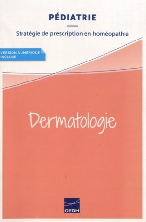 Dermatologie - cedh - 9782915668919 -