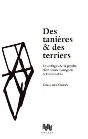 Des tanières & des terriers - ithaque - 9782916120706 -