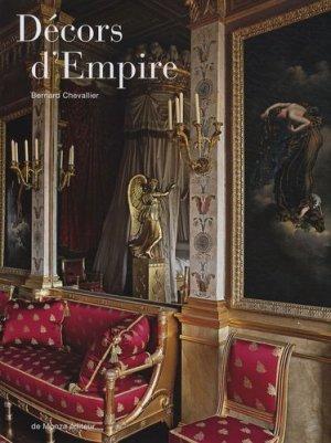 Décors d'Empire. 1795-1815 - de monza - 9782916231099 -
