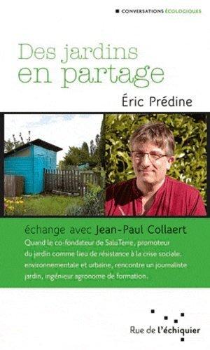 Des jardins en partage - Rue de l'échiquier - 9782917770023 -