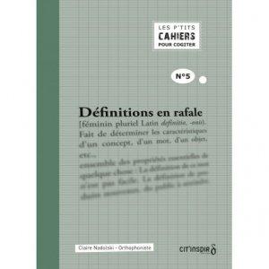 Définitions en rafale - cit'inspir - 9782919675777 -