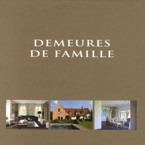 Demeures de famille. Edition trilingue français-anglais-néerlandais - Beta-plus - 9782930367361 -