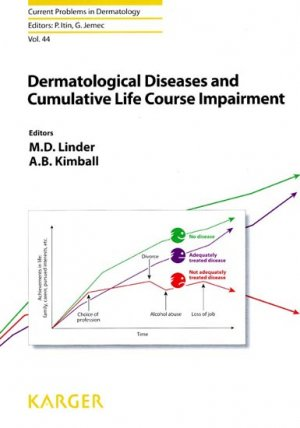 Dermatological Diseases and Cumulative Life Course Impairment - karger  - 9783318024036 -