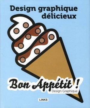 Design graphique délicieux - links - 9788415492870 -
