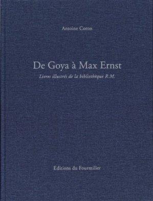 De Goya à Max Ernst. Livres illustrés de la bibliothèque R.M. - Pagine d'Arte - 9788894904260 -