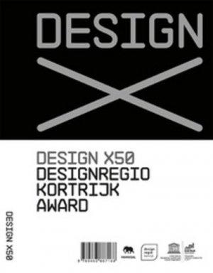 Design x50. Edition en français-anglais-néerlandais - Hannibal Publishing Editions - 9789463887168 -