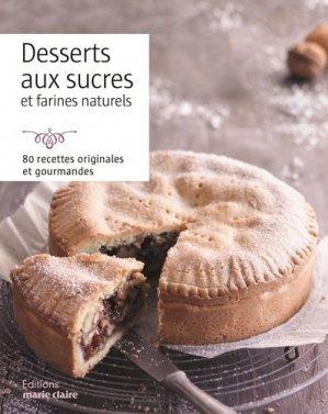 Desserts sains et gourmands - marie claire - 9791032304464 -