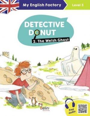 Detective Donut - belin - 9791035809270 -