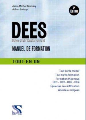 DEES - setes - 9791091515306 -