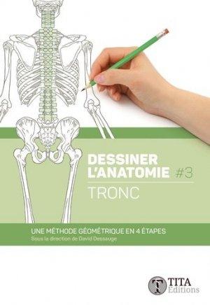 Dessiner l'anatomie - tita - 9791092847161 -