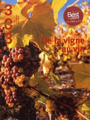 De la vigne au vin - revue 303 - 9791093572109 -