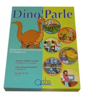Dino'Parle - ortho  - 3760194581385