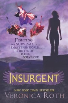 Divergent Trilogy Book 2 : Insurgent - harpercollins - 9780007442928 -