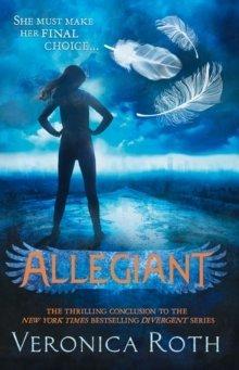 Divergent Trilogy Book 3 : Allegiant - harpercollins - 9780007534944 -