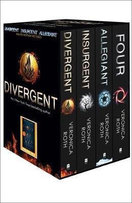 Divergent Series Box Set - harpercollins - 9780007591374 -
