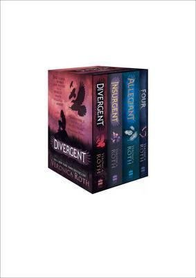 Divergent Series Box Set (Books 1-4) - harpercollins - 9780008175504 -
