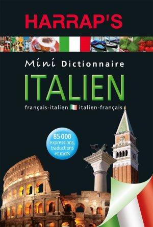 Dictionnaire mini français-italien et italien-français - Chambers Harrap - 9780245510106 -