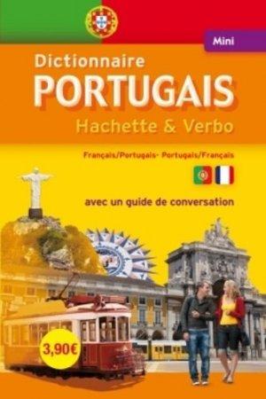Dictionnaire portugais Mini - Hachette Education - 9782012710764 -
