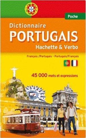 Dictionnaire de poche Hachette & Verbo - Hachette Education - 9782012814844 -