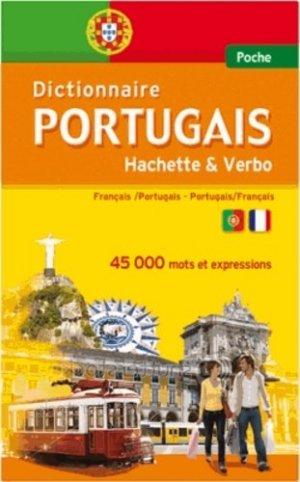 Dictionnaire de poche Hachette & Verbo français-portugais et portugais-français - Hachette - 9782012815315 -