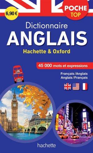 DICTIONNAIRE ANGLAIS HACHETTE OXFORD  - HACHETTE - 9782013951302 -