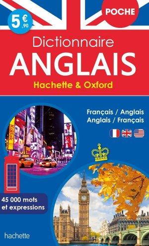 Dictionnaire Poche Hachette Oxford - Bilingue Anglais - hachette - 9782014006537 -