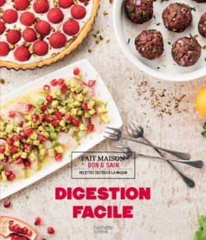 Digestion facile ! - hachette - 9782017020394 -