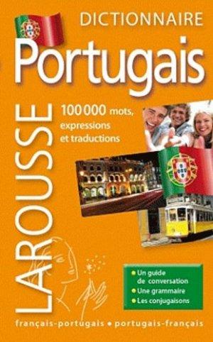 Dictionnaire Larousse poche plus français-portugais et portugais-français - Larousse - 9782035862303 -