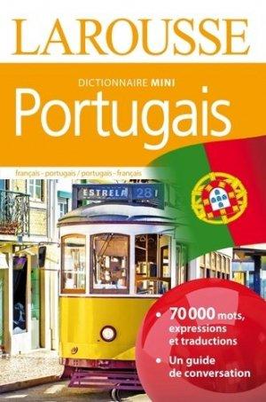 Dictionnaire mini français-portugais et portugais-français - Larousse - 9782035909756 -