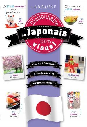 Dictionnaire de japonais 100 % visuel - larousse - 9782035927309 -