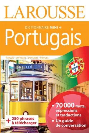 Dictionnaire Larousse mini plus Portugais - larousse - 9782035952097 -