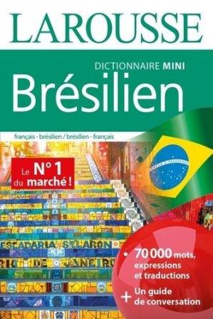 Dictionnaire Mini Brésilien - Larousse - 9782035988072 -