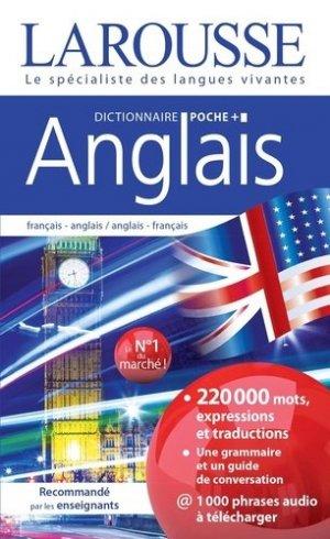 Dictionnaire de poche français-anglais/anglais-français - Larousse - 9782035988133 -