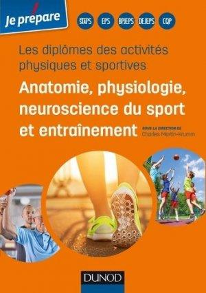 Diplômes des activités physiques et sportives - dunod - 9782100726103 -