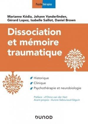 Dissociation et mémoire traumatique - dunod - 9782100801428