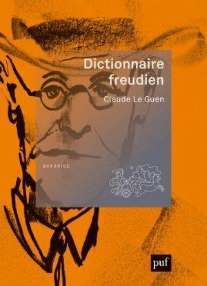 Dictionnaire freudien - puf - 9782130808640 -