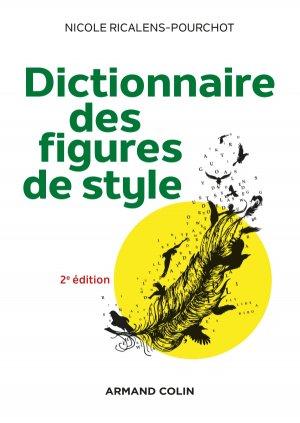 Dictionnaire des figures de style - armand colin - 9782200625436