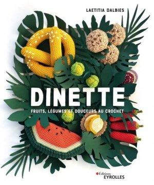 Dinette - Eyrolles - 9782212679366 -