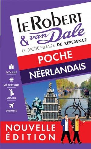 DICTIONNAIRE NEERLANDAIS 3ED  - LE ROBERT - 9782321008873 -