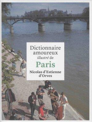 Dictionnaire amoureux illustré de Paris - Gründ - 9782324019883 -