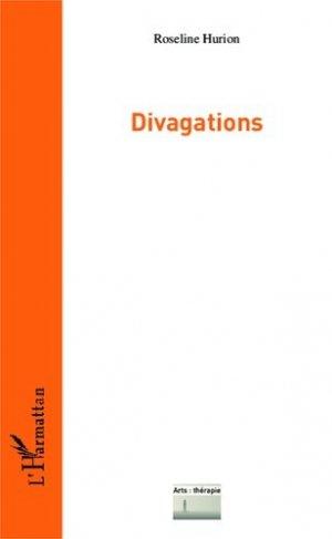 Divagations - l'harmattan - 9782343030081 -