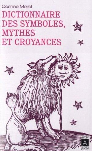 Dictionnaire des symboles, mythes et croyances - archipoche - 9782352871453 -