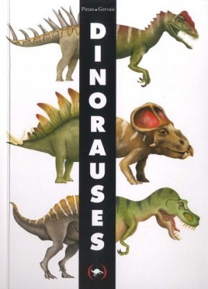 Dinorauses - des grandes personnes editions - 9782361935863 -