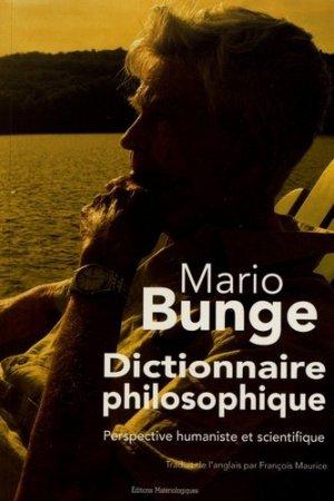 Dictionnaire philosophique - materiologiques - 9782373612462 -